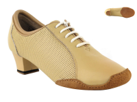 CD1119 Split Sole Nude Leather 1.5 TC