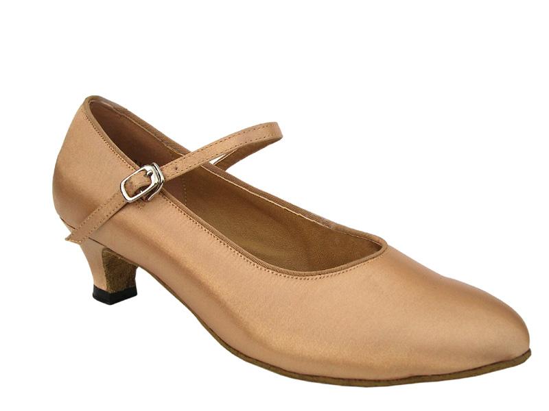 Mens Brown Salsa Shoes