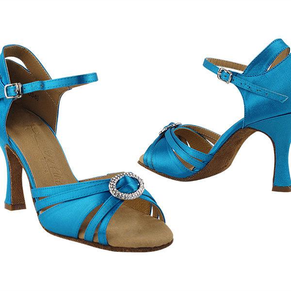 SERA1154 Blue Satin
